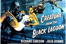 The Creature from the Black Lagoon / by Chris Matheson