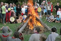 Puhutakawa Waldorf. / Celebrating all that is magical with waldorf/steiners seasonal celebrations+teachings but with a southern hemisphere perspective and our own family traditions. / by Liane