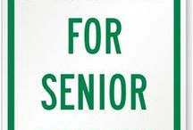 For Senior Citizens / by Rebecca Sellers