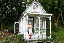 Houses / #Houses I like. #tinyhouses, #victorianhouses, #castles, #oldhouses / by Garden Inspire