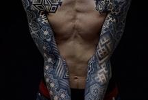 Tattoos / by Rainbo Boyd