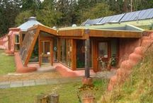 Earthship & Other Cool Shelters / by Diane Ostapiuk