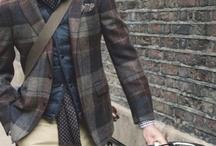 Man Clothes >>> / by Cassandra Heredia