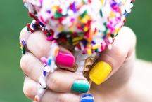 Nail Art >>> / by Cassandra Heredia
