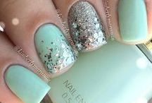 Nails and Hair / by Tiffany Hewlett {Making The World Cuter}