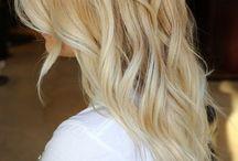 Blonde hair / by Alyssa Lopez