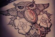 Tattoos / by Lizz Jansen