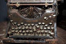 Typewriter / by Vio G.