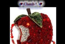 ♥ Clutch !.. ♥ / by Sevinç Yiğit Arabacı