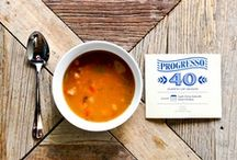 Progresso™ 40 Days of Soup / Join our 40 Day Countdown to Summer with our 40 soups under 100 calories!  / by Progresso
