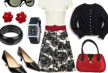 Outfits & Hair / by Janette Balderrama