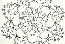Crochet diagram / by Gordana Otahal Bjerborn