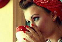 Enjoy the coffee - coffee solves everything / ♡ ♡ ♡ My blood type: Coffee - Espresso Yourself! ♡ ♡ ♡ / by Kristína Lenárová