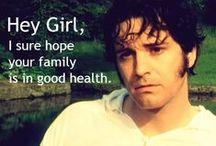 Austen. / by Nonsensical Girl
