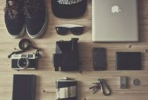 All Mens Gadgets / The Best Gadgets for Men / by Truffol