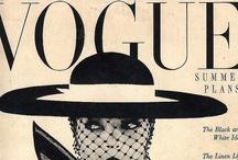 Vogue / by Rachel