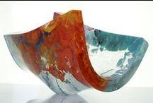 Art Glass Sculpture / by Jon Opalski