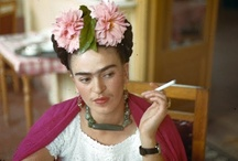 Oh, Frida Kahlo / I tried to drown my sorrows, but the bastards learned how to swim, and now I am overwhelmed by this decent and good feeling -Frida Kahlo