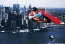 Superman / by El Bachi .