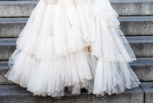 Wedding Gowns / by Brianna of Little Arrow