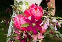Wedding Bouquets & Flowers / by Brianna of Little Arrow