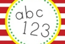 ABC... 123 / by Peggy Kay