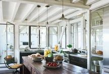 Kitchens / by Melissa Bolinger