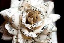 Paper Flowers / by Nia De Alba