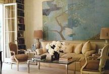 Living Room / by Melissa Bolinger