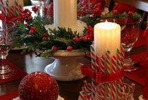 Holiday Crafting and Decorating / All things holidays from decorating your house to making crafts and cooking holiday treats. / by Carolyn Williams