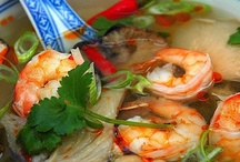 ASIAN FOODS / by Kathy Hogan
