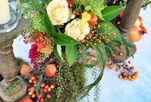 Castiglion Del Bosco. 26, 27 and 28 Sept. 2014, Tuscany,  Birthday Party  / Flower Decor: La Rosa Canina FIRENZE Castiglion Del Bosco, Tuscany, Birthday Party  / by La Rosa Canina FIRENZE