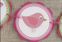 1st birthday ideas for the bird / by Sara Holzer
