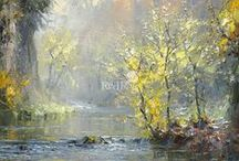 ART (Nature & Scenery) / by Mervi Kalin