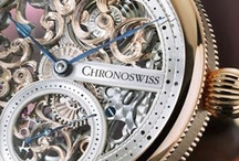 Chronoswiss Time / by Chronoswiss Watches