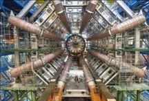 Einstein, Higgs Boson, EMC2, Zero Point Field / Makes you wonder / by Karyn D'Amico