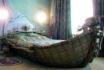 Bedrooms / To sleep, perchance to dream. Make your bedroom a sanctuary of peace and serenity. / by Debbie Skelton