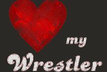 Wrestling ☝️ / Genesis 32:24 / by Amber Allen
