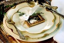 Table Settings + Entertaining / by Trisha Albus