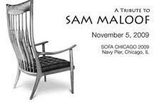 Sam Maloof / by Aaron V