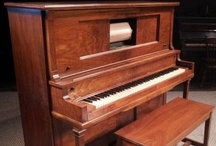 Antique Player Pianos / by Antique Piano