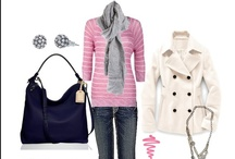 My Online Closet  / I wish my Pinterest closet was my real closet! / by Annette Williams
