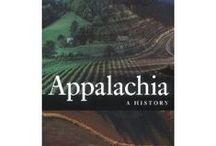 Books About Appalachia / by Appalachian School of Law