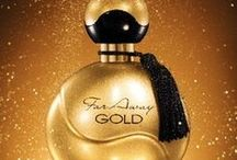Avon Far Away Gold Perfume / Celebrate the 20th Anniversary of Avon's best-selling Far Away collection with limited edition Far Away Gold. Buy Far Away Gold online by clicking on one of the pins or going to www.youravon.com/eseagren / by Avon Representative, Emily Seagren