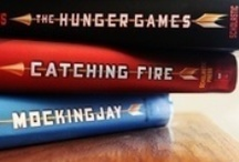 Hunger Games / Because I love Hunger Games. Need I say more? ;) / by Sarah Hurst