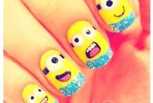 Nails  / by ᎫℰℕᎯ ⅅℐℂᏦℐЅᎾℕ