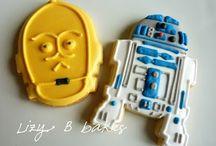 Star Wars party / by Pam de W