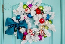 Wreath Wealth / Holiday Christmas Wreaths of all kinds  / by Completely Christmas!
