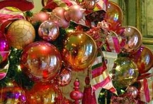 Drape Me in Garland / Christmas Garland of all kinds  / by Completely Christmas!