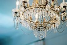 Dazzling Chandelier's  / Chandelier's That Will Amaze..& Dazzle Even Inspire Your Decor! / by Lucy Bishop
